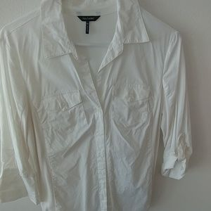 Pocketed blouse